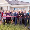 Florence Branch ribbon cutting