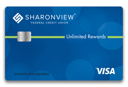 image of Ultimate Rewards Visa Card with EMV chip