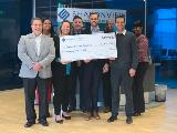 Check presentation at Sharonview Charlotte Branch
