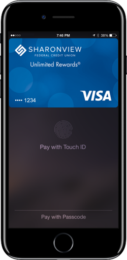 iPhone7 Apple Pay